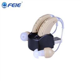 New Arrival Technology BTE Hearing Amplifier Wearable Rechargeable Hearing Aid S-109S
