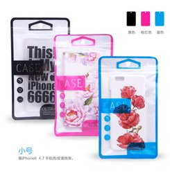 300pcs Wholesale Powerful Super Protection Zipper Plastic Retail Packaging Bag For Phone Case For iPhone 5s 6 6plus