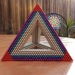 Wholesale mm Magnetic Beads Balls Spheres Neodymium DIY Magnets Educational Toys