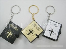 Wholesale New High quality quality goods the bible Jesus key English bible is hanged on sale