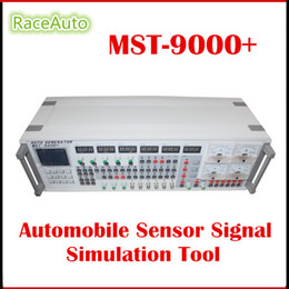 Wholesale New MST MST9000 Automobile Sensor Signal Simulation Tool MST MST MST car ECU repair Fit Multi b rands Ca