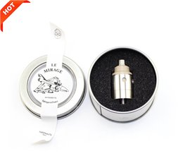 Free shipping!!! Top Manufacturer SXK High Quality 1:1 Clone Le Mirage rda clone Hot Selling
