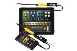 Wholesale iRig IK Multimedia GUITAR midi Interface New guitar tuners iRig Guitar iRig Interface Converter For iPhone iPad iPod