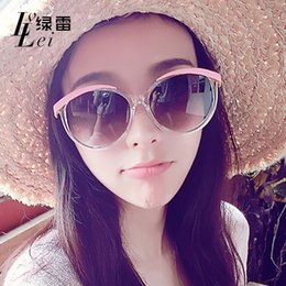 Wholesale Little pepper paragraph sunglasses fashion personality big frame glasses sexy goddess sunglasses uv protection sunglasses PC frame materials
