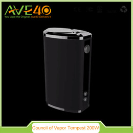 Wholesale 2016 Special Offer Tempest w Metal New w Tempest Teaser Council of for w triple Tc Box Mod Ecigarette Mechanical