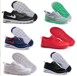 Wholesale High Quality new Thea sports leisure shoes women men casual shoes jogging outdoors Running Shoes max size
