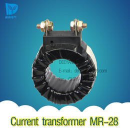 Wholesale MR Current transformer Low voltage transformer AC Current Transducer Sensor Transmitter Transformer