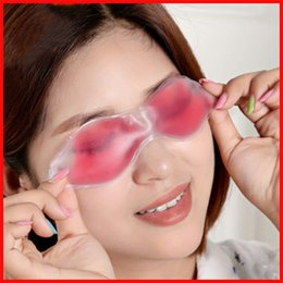 Wholesale Mix colors ice eye Mask Shading Summer ice goggles relieve eye fatigue remove dark circles eye gel ice pack sleeping masks BY DHL