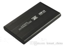 """Una caja portadiscos disco en venta-Alta calidad S5Q 2.5 """"Sata a la impulsión de disco duro del USB 3.0 CADDY HDD Caja externa del disco duro Caja externa"""