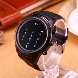 The new round of smart watches K18 mobile phone touch screen support GPS navigation system Android WiFi heart rate card phone