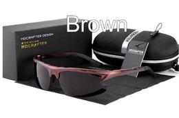High quality brand Polarized Sunglasses for men Mercury coated anti reflection Aluminum magnesium Alloy frame Riding Anti-Glare glasses E300
