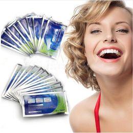 Wholesale Advanced Teeth Whitening Strips Degree Professional Tooth Whitening Products Gel Pad Dental Whitening Kit Enamel White DHL