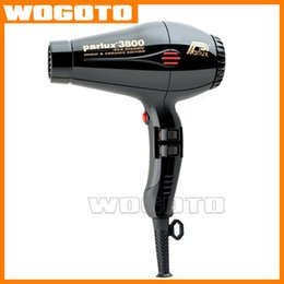 Wholesale Parlux Professional Hair Dryer Strong Wind Safe Home Hair Dry Products Hair Dryer Secador For Business Trip DHL Free
