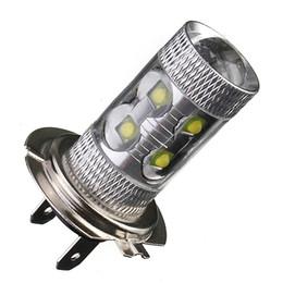 Haute qualité H7 50W Xenon LED SMD Blanc Voiture Auto Conduite Phares anti-brouillard Phare DRL feu de jour Ampoule DC12V à partir de blanc xénon conduit h7 fabricateur