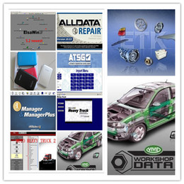 Wholesale New alldata and mitchell software alldata mitchell demand atsg repair manual vivid workshop elsawin mitchell heavy truck hdd tb