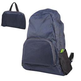 Wholesale Soccer Bag Wholesale - Unisex Outdoor Sports Waterproof Foldable Backpack Hiking Bag Camping Rucksack