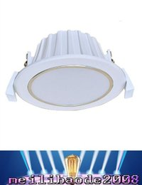 Wholesale solar power system volt W downlight W downlight Bright Recessed Ceiling Panel Down Light Bulb Lamp MYY