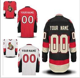 PPersonalized Men's Ottawa Senators Custom Hockey Premier Jerseys High Quality & Stitched Custom Any Name & Number JERSEYS