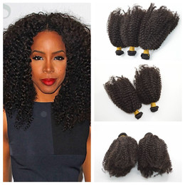 Best Selling Indian Original Human Hair weft Wavy 35g pcs malaysian kinky curly Hair Weaves G-EASY