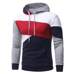 Mens Hip hop Hoodie Tracksuit For long sleeve Autumn Winter Cotton Casual Fashion Mens Tracksuit For White Pullover Sweater Drop Shopping
