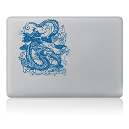 China dragon horse traditional characteristic sticker for macbook waterproof durable