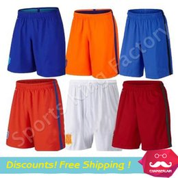 Wholesale Euro Cup Soccer Shorts top Quality National team shorts Spain Germany Holland Argentina Brazil football Shorts Soccer pants