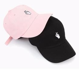 Couple Love Forever baseball cap hip hop women men Korean gesture salanghea strapback snapback hat fishing summer cap bone