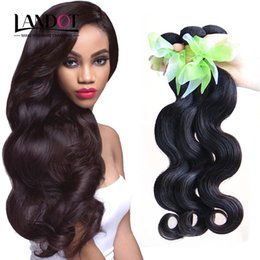 Brazilian Virgin Hair Weaves Body Wave Unprocessed Peruvian Malaysian Indian Cambodian Remy Human Hair Extensions Bundles Soft FULL Dyeable