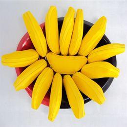 Wholesale Reusable Shopping Bag Storage Handbag Cute Banana Foldable Mother Bag Travel Bag Grocery Bags Tote WA0096