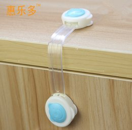 Wholesale 2015 new baby safety lock supplies baby products home multi function baby security lock refrigerator child long locks