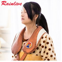 Wholesale Massage shawls Cervical vertebra massage cape neck shoulder back waist beating massager instrument health care master