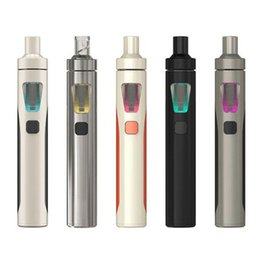 Wholesale Joyetech eGo AIO Kit With ml Capacity mAh Battery Anti leaking Structure and Childproof Lock All in one style Device VS ijust2