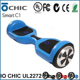 IO CHIC Smart Balance Scooter UL2272 Hoverboard Drifting Board IO CHIC C1 Self Balancing Electric Scooter Samsung Battery Latest Skateboard