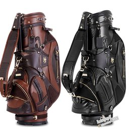 New MAJESTY Golf bags high quality PU Golf Staff bags colors in choice clubs bag Golf equipment Free shipping