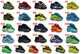 Wholesale 2016 New Arrivals colors Athletic Soccer Shoes Football Boots Magista Obra FG ACC Cleats High Top Sports Boot
