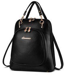 Wholesale FLYING BIRDS women backpack leather backpacks women bag school bags backpack women s travel bags Rucksack bolsas