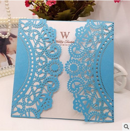 European style wedding invitations individuality creative wedding invitations invitations, ou invitation card custom package mail Q92