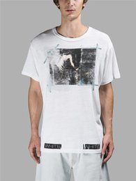 Wholesale off white off Top version summer brand off white T shirts best edition print cotton tshirt men short tee size S XL Hot sale
