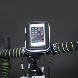 Wholesale shockproof Bike Phone Mount degree universal APS PVC Riding mount waterproof Phone mount for Bicycle