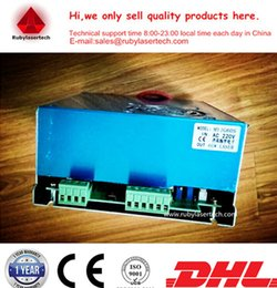 Wholesale general use W CO2 laser power supply for60watt CO2 laser carving machine VAC input terminal board wiring connection PWM control