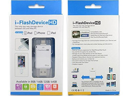 Wholesale i Flash HD Drive GB Flash Drive Memory Stick Memory Stick with Connector for iPhone iPad iPod GB