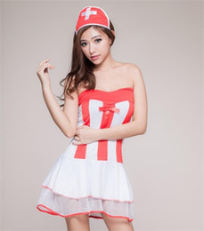 Wholesale Sexy lingerie Cosplay Temptation of uniforms Game Photography Photo Costume Sexy Outfit Adult Cosplay Nurse Costume