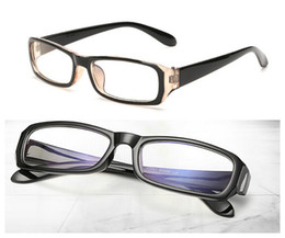 2016 new flat mirror wholesale glasses 21007 special offer explosion box frames Unisex flat mirror free shipping