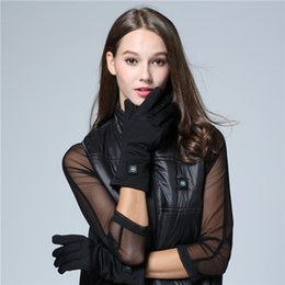 Wholesale Carbon Fiber Heat Gloves Warm Cold Ski Glove Apparel Thermal Conductivity Cold Resistance Clothing Safety Waterproof Costume