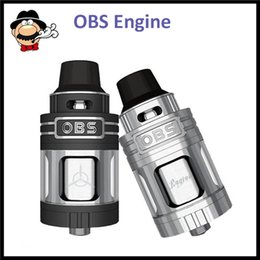Wholesale Authentic Newly OBS Engine RTA Top Filling Engine RTA ml Top air flow TC Authentic VS obs crius Tank