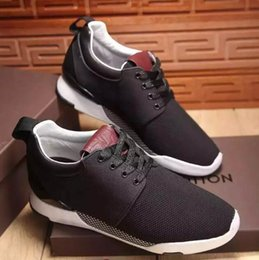 Wholesale Brand genuine leather men flats black leisure folding driving shoes soft breathable casual shoes