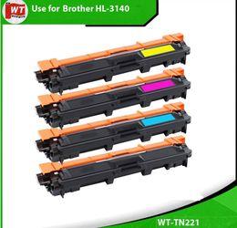 Wholesale BK C M Y PK Set of Color Toner Cartridges for Brother TN221 TN225 TN241 TN245 TN255 TN281 TN285 TN291 TN296 BROTHER HL HL CDN