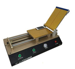 Wholesale Automatic Film Laminate laminator Machine Polarizing Protective Film OCA Laminating Machine for iPad Tablet LCD Repair glass refurbish
