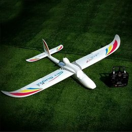 Wholesale Sky Surfer X8 RC Planes Drones mm Wingspan EPO Foam FPV CH RC Airplane Glider with Wings Removable S V mAh for Adult