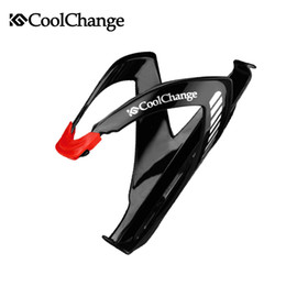 CoolChange MTB Bike Road Bike Bottle Cage Fiberglass Fiber Glass Water Bottle Cage Bottle Holder Bicycle Accessories